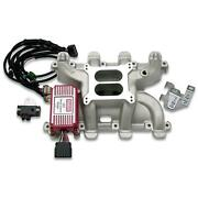 Edelbrock 7118 Performer Rpm Ls1 Manifold And Timing Control Module