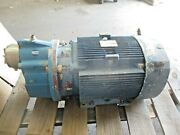 Sunstrand / Sunflo P-2000 Stainless Pump W/ 25 Hp Motor, 85327j Parts Only