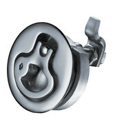 Southco Medium Lift And Turn Latch - Stainless Steel - Locking - Shortcam Offset