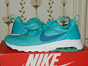 New Nike Air Max Motion Clear Jade Teal Running Shoes Youth Girls Size 5y