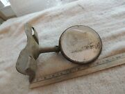 Antique, A. W. Rosen And Co. N.y.c. Tire Mount Rear View Mirror