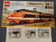 Lego Creator Expert 10233 Horizon Express Nib Sealed With New Power Functions