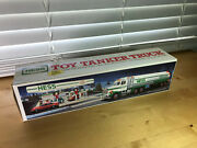 Hess 1990 Collectible Toy Tanker Truck In Original Packaging