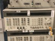 Hp 8644b Synthesized Signal Generator 0.26 - 1030 Mhz