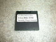 Furuno Map Data Card Seattle Puget Sound Usa-b8e-t5m For Gp-1650df