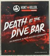Brand New Death At The Dive Bar Murder Mystery Experience 2020 Gnomish Hat