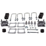 2-3 Inch Leveling Kit Suspension Blocks For Toyota Tundra 2007-2019 2011 12