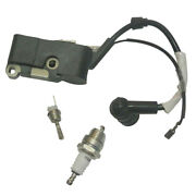 Ignition Coil Spark Plug On-off Stop Switch For 5200 58cc Taurus Sanli Chainsaw