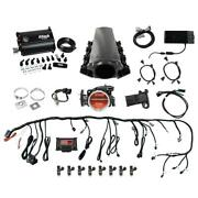 Fitech 75207 Ls 500hp System W/ Intake Trans Control Force Fuel