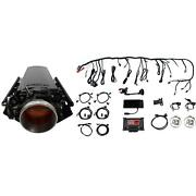 Fitech 70032 Ultimate Ls 1000hp System Long Cathedral Intake