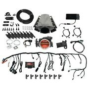 Fitech 78111 Ls Kit W/ 70011 Plus Inline Fuel Pump And Coil Pack