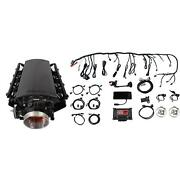 Fitech 70031 Ls 1000hp Efi Short Cathedral Intake Trans Control