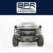 Fab Fours For 17-18 Ford F-250/350 Sd Premium Winch Full Guard Bumpers