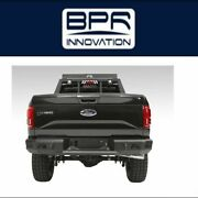 Fab Fours For 15-18 Ford F-150 Premium Rear Bumpers- Ff15-w3250-1