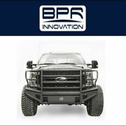 Fab Fours For 17-18 Ford F-250/350 Sd Replacement Bumper - Fs17-q4160-1