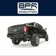 Fab Fours For 17-18 Ford F-250/350 Sd Premium Rear Bumpers - Fs17-w4150-1