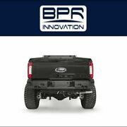 Fab Fours For 17-18 Ford F-250/350 Sd Rear Bumpers- Fs17-w4151-1