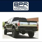 Fab Fours For 09-14 Ford F-150 Premium Rear Bumpers- Ff09-w1750-1