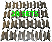 28 Sets 2013 Can-am Renegade 500 Front And Rear Brakes Brake Pads