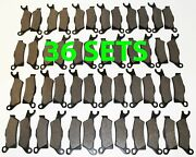 36 Sets 2012 2013 Can-am Renegade 800 Xxc 800r Front And Rear Brakes Brake Pads