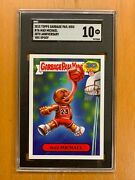 2015 Garbage Pail Kids Mad Michael 7a 30th Anniversary 80s Spoof Gpk Sgc 10