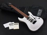 Schecter Ct-3-24-as-vtr Swt/pf Electric Guitar With Gig Bag From Japan