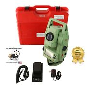 Leica Tcr405 Power Reflector Les Total Station For Construction / Land Surveying