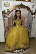 Disney Belle Limited Edition Doll 17and039and039 Live Action Beauty And The Beast Le 5500