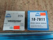 New Lot Of 2 0750 Sierra Oil Filter 18-7911 Replaces 15400-pfb-004
