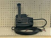 Mercury Quicksilver Outboard Side Mount Remote Controller With Cables