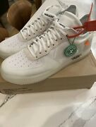 Off-white Nike Air Force 1 Size 13 The 10 White Virgil Ao4606 100