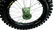 Klx-140g Complete Rear Wheel Assy All Brand New Parts Excel Tagasago 18x1.85