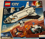 ✅ Lego City Space Mars Research Shuttle 60226 Space Shuttle Building Kit