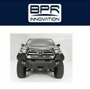 Fab Fours For 2016-2017 Toyota Tacoma Premium Winch Front Bumper - Tt16-b3651-1
