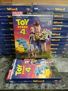 Disney Lot Of 20 Toy Story 4 Limited Edition 4k+blu-ray+digital Target Exclu New