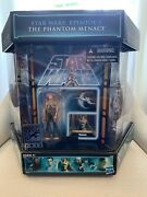 Star Wars Vintage Collection Sdcc 2012 Carbon Freezing Chamber With All Seven Fi
