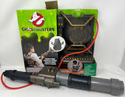 Mattel Ghostbusters Projecting Image Electronic Proton Pack Projectorlights Up