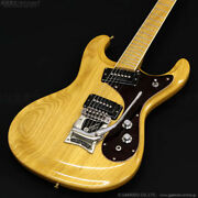 Used Mosrite Super Custom And03965 The Ventures Model Na/ash Free Shipping