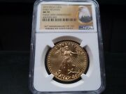 2016 Ms70 50 Gold American Eagle 30th Anniversary Ngc Certified Mint Perfect
