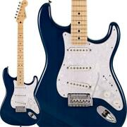 Fender 2021 Collection Made In Japan Hybrid Ii Stratocaster Indigo Tra