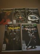 Batman Death Of The Family Full Collectors Pack Dc 23 Comics + Death In The Fam