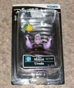 Disney Magical Collection Ursula Figurine The Little Mermaid 019 Tomy Sealed