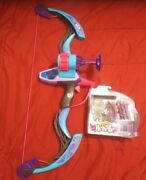Nerf Rebelle Secrets And Spies Arrow Revolution Toy Dart Bow And Accessories
