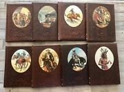 The Old West Time Life Books - Set Of 8 Books Cowboys, Soldiers, Forty-niners