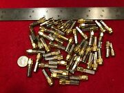 1/2 Pound Partially Gold Plated Connectors Gold Scrap Recovery