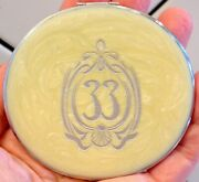 Rare Club 33 Limited Mirror Compact Disney Disneyland New With Silk Bag And Tag