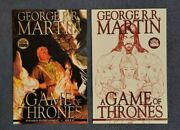 George R.r. Martin A Game Of Thrones 2and3 Dynamite Comics 2011 Great Condition