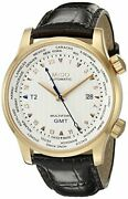 Mido M0059293603100 Multifort Mens Watch - White Dial Stainless Steel Case