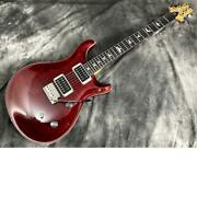 Paul Reed Smithprs Ce24 Black Cherry 2018 Electric Guitar