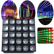 25x30w 3 In 1 Led Light 25 Head Led Rgb Color For Night Club, Small Show